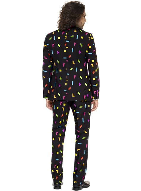 Traje de Tetris Opposuits para hombre - traje