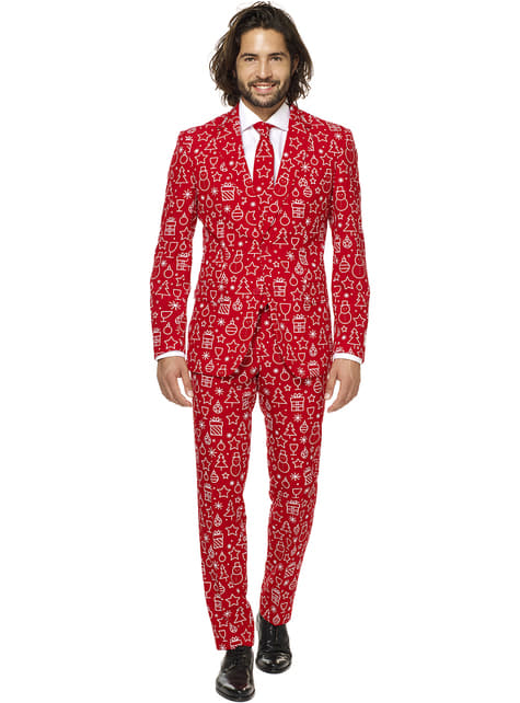 Traje Iconicool Opposuits para hombre