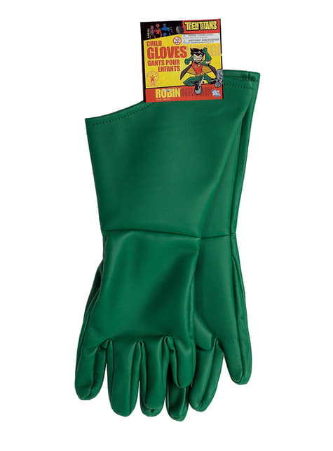 Batman Robin Child Gloves