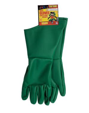 Handskar Robin Batman barn