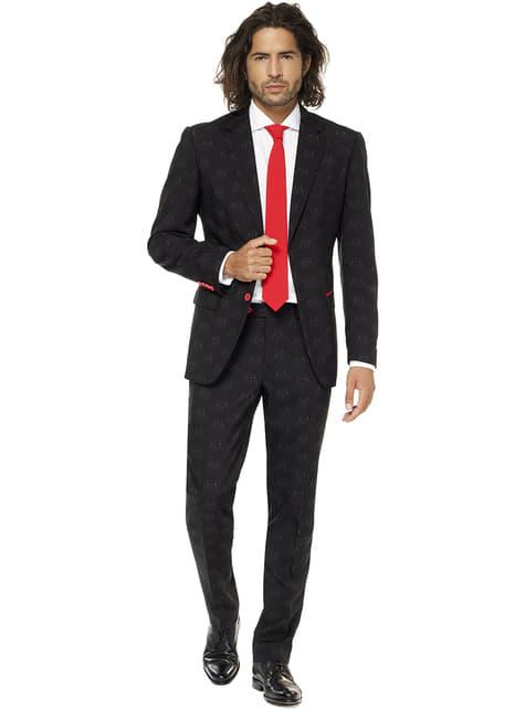 Anzug Darth Vader OppoSuit für Männer