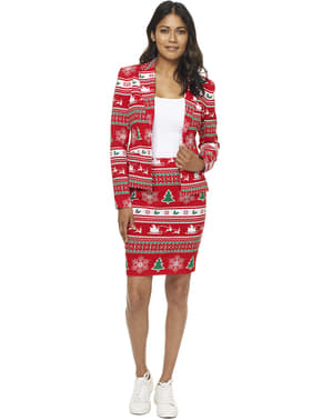 Kostym Winter Wondergirl Opposuits dam