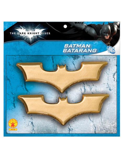 Batman TDK Rises batarangs