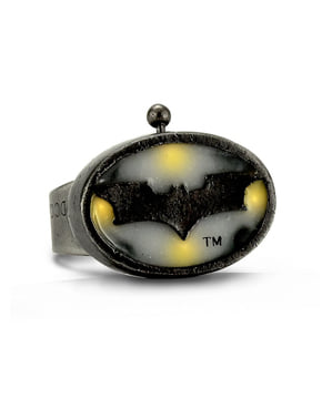 Batman The Dark Knight Rises Light Up Ring