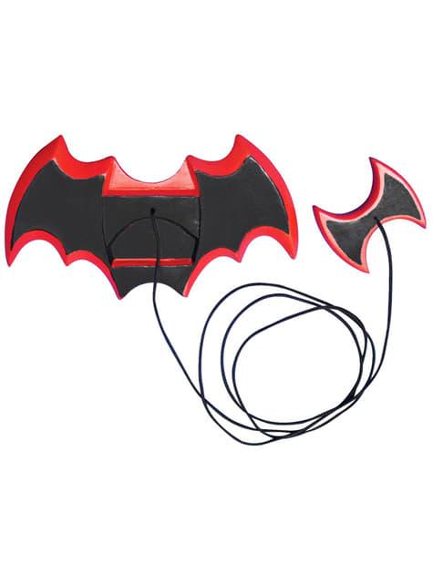 Batman den tappre och modige Änterhake