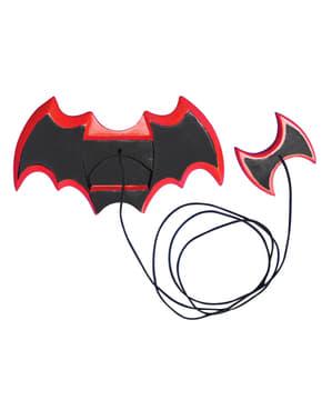 バットマン勇者と大胆なフック