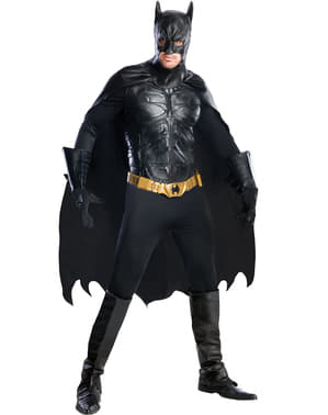 Costum Batman The Dark Knight Rises Prestige