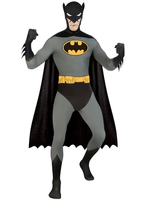 Batman ihonmyötäinen aikuisten asu