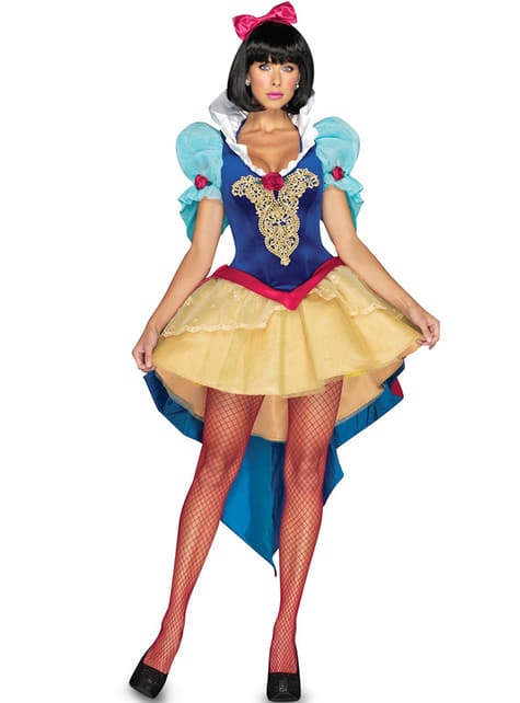 Deluxe Snow White and the Seven Dwarfs Costume