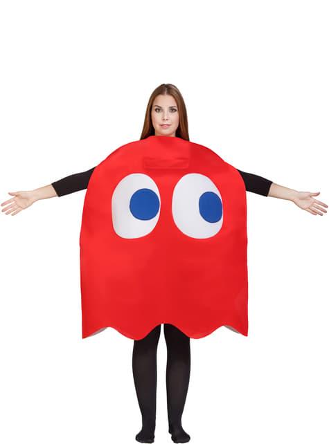 Blinky Ghost Costume - Pac-Man