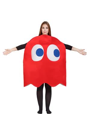 Pac-Man Blinky Spøkelse kostyme