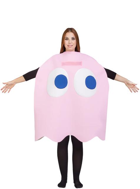 Disfraz de Fantasma Pac-Man Pinky