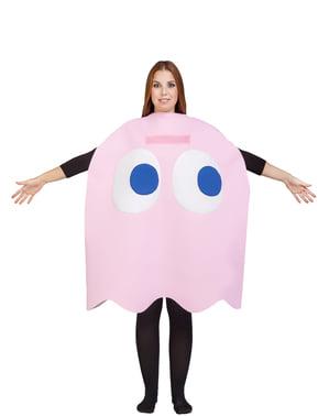 Pac-Man Pinky Spøkelse kostyme