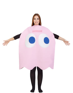 Pinky Ghost Costume - Pac-Man