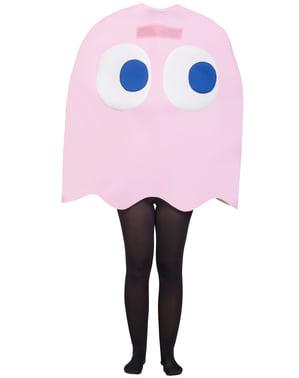 Spöket Pinky Maskeraddräkt - Pac-Man