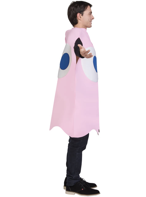 Disfraz de Fantasma Pac-Man Pinky - Halloween