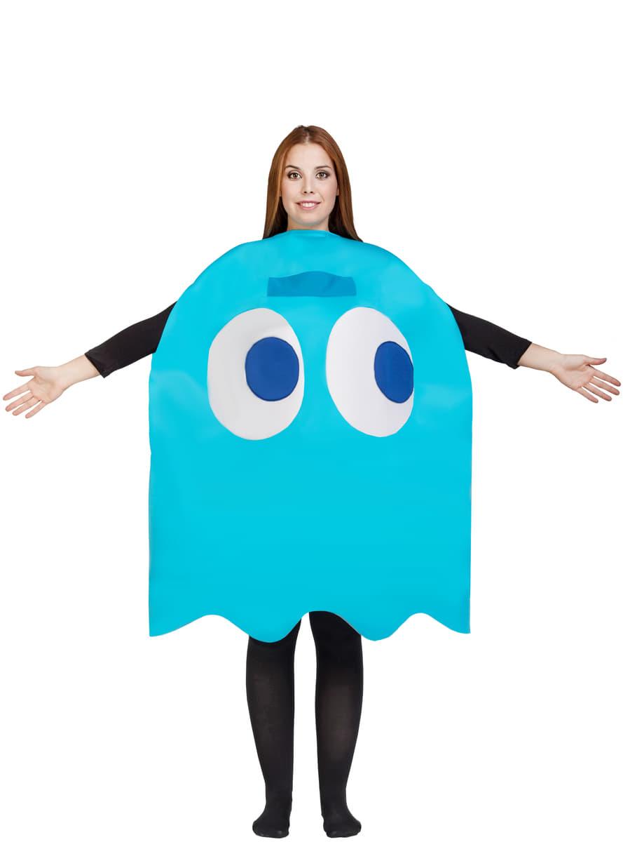 Costume da Fantasma Inky per Adulto - Pac Man.  .   Sconto. Condividi su   Facebook  Twitter  Pinterest · Vedi immagine 7e2627ef8075