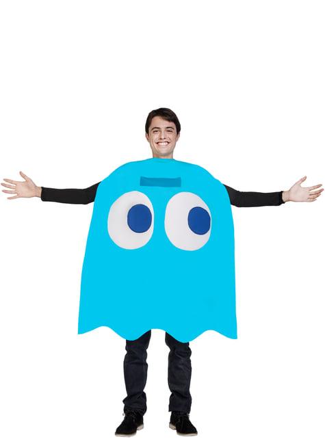 Disfraz de Fantasma Pac-Man Inky - traje