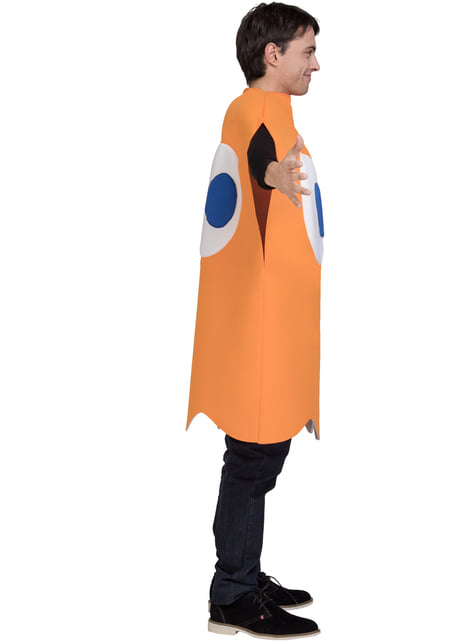 Clyde Ghost Costume - Pac-Man