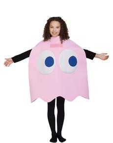 Disfraz de Fantasma Pinky Infantil – Pac-Man