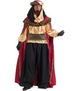 Disfraz de Rey Mago Baltasar classic para hombre