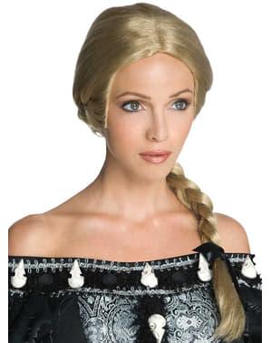 Perruque reine Ravenna Blanche-Neige et le Chasseur adulte