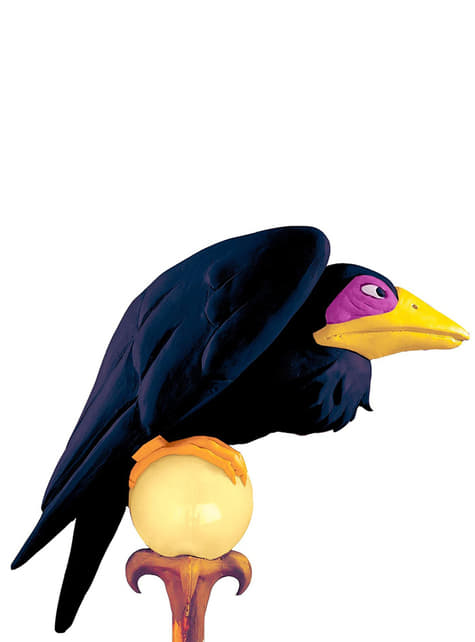 Törnrosa Maleficents korp