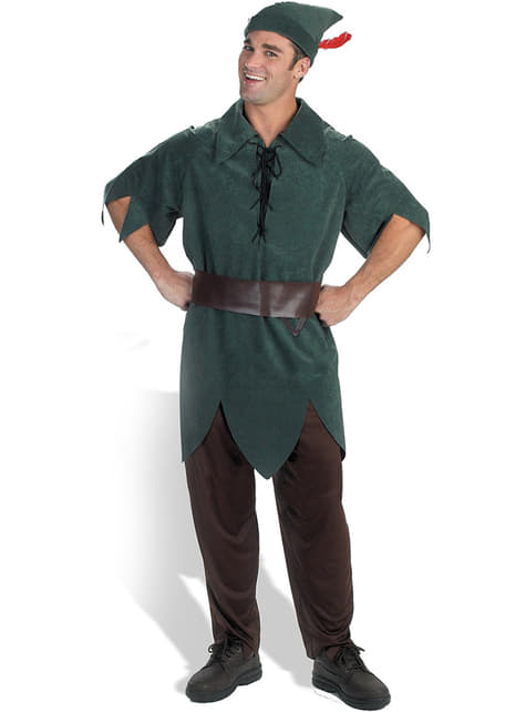 Déguisement de Peter Pan adulte
