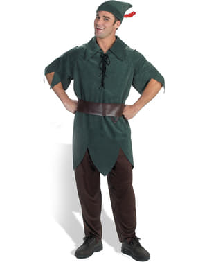 Costume Peter Pan adulto