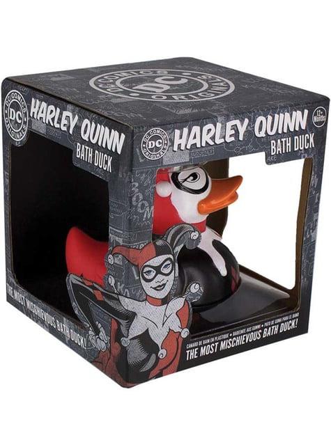 Patinho de borracha de Harley Quinn 9 cm