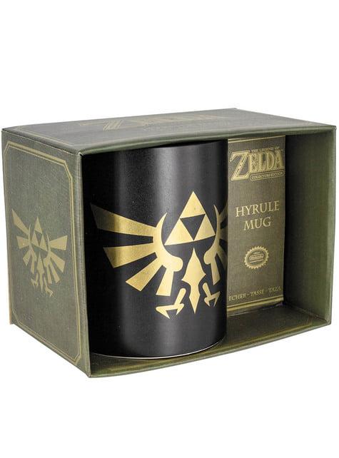 Taza de Hyrule - La Leyenda de Zelda  - barato