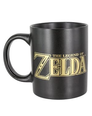 Caneca de Hyrule - The Legend of Zelda