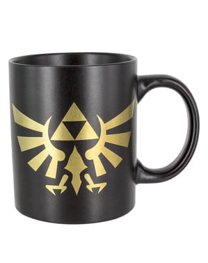 Tazza Hyrule - The Legend of Zelda