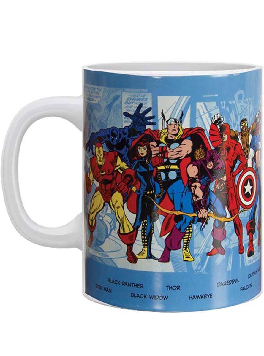Tasse Marvel Comics Charaktere | Funidelia