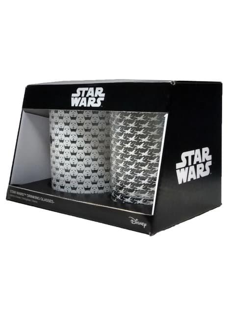 Set of 2 Star Wars Mugs
