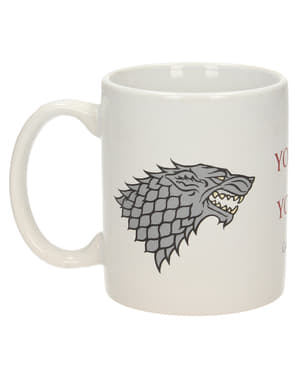 Tazza di Game of Thrones You win or you die