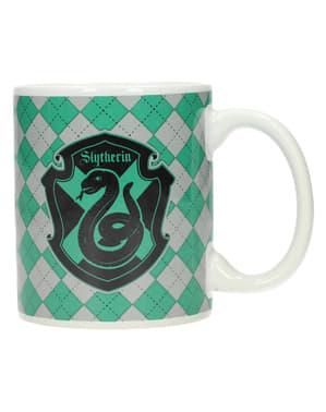 Tasse Harry Potter Slytherin Rhombus