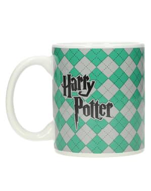 Hrnek Harry Potter diamanty Zmijozelu