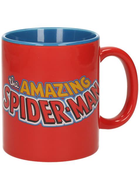 Taza de Spiderman Logo Clásico