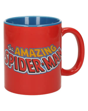 Mok Spiderman Logo Classic