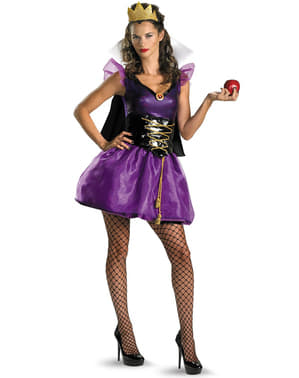 Sexy Wicked Queen Snow White Costume