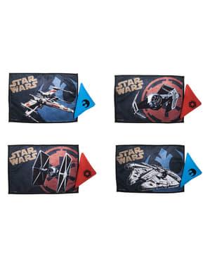 Set de naproane individuale și șervețele Star Wars