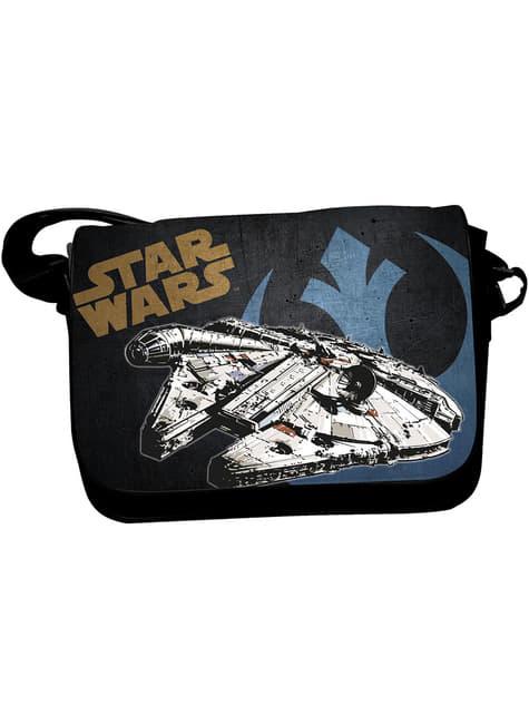 Mala a tiracolo de Star Wars Millennium Falcon