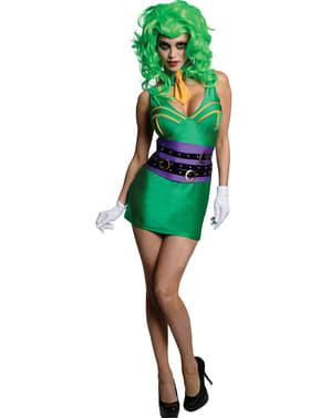 Batman Kvinnlig Joker Maskeraddräkt