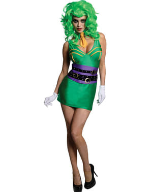 Batman The Joker Woman Adult Costume