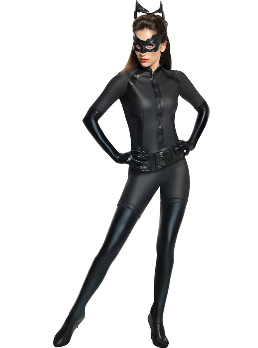 Adult catwoman costume kit