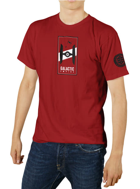 T-shirt de Star Wars Galactic Empire