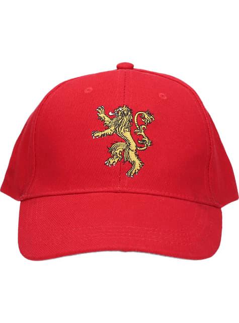 Game of Thrones Lannister logo cap