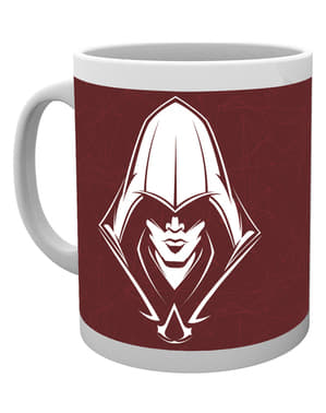 Caneca de Assassins Creed Hood