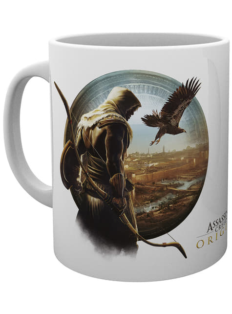 Taza de Assassins Creed Origins Eagle